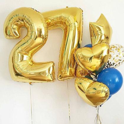 Композиция для Дня Рождения №42