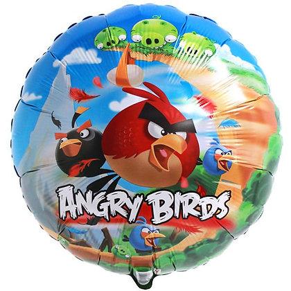"""Круг """"Angry Birds"""" (46см)"""