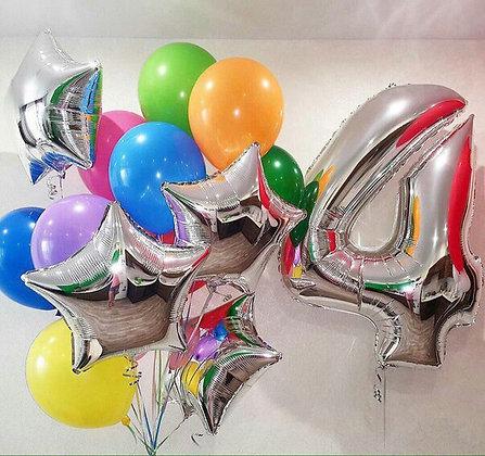 Композиция для Дня Рождения №13