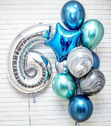 Композиция для Дня Рождения №63