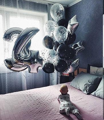 Композиция для Дня Рождения №129