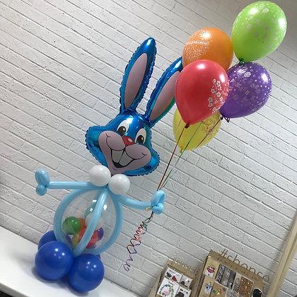 Радостный кролик