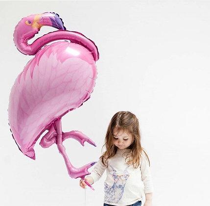 Розовый фламинго (97 см)