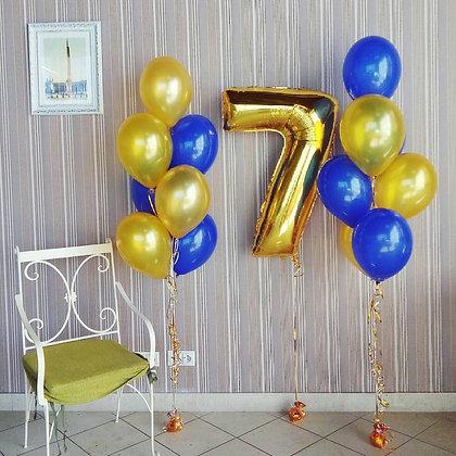 Композиция для Дня Рождения №79