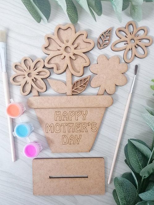 Mother's Day DIY Flower Kit