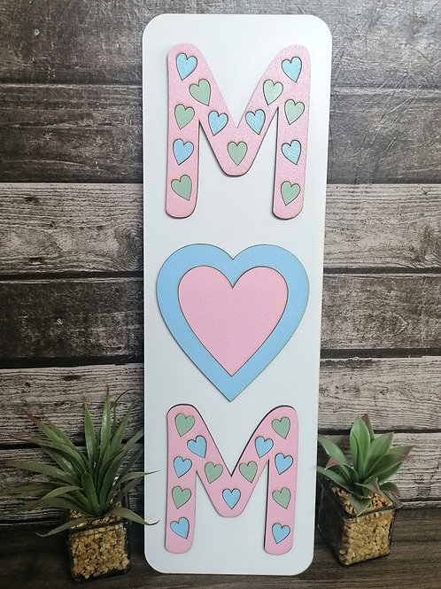 DIY Mother's Day Sign