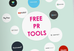 My 5 Five Top PR Tools Right Now