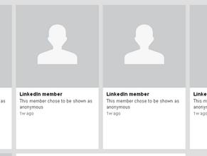 Anonymous Member: LinkedIn's Dirty Little Secret
