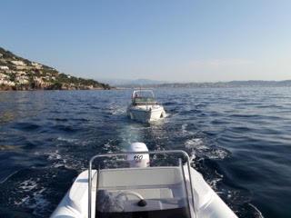 reparation bateau theoule