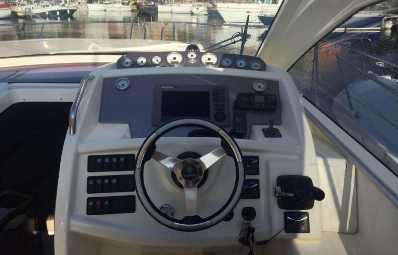 Jeanneau Leader 9 - bmr bateau occasion théoule