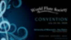 2020 World Flute Society Convention