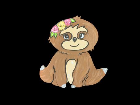 Kids Kit (Sloth)