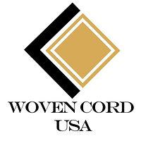 Woven cord logo