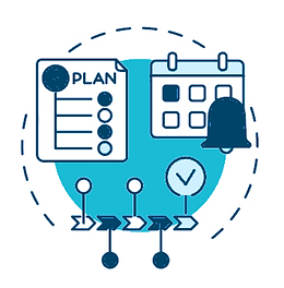 Process automation graphic