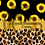 Thumbnail: Leopard Glitter Sunflowers 01