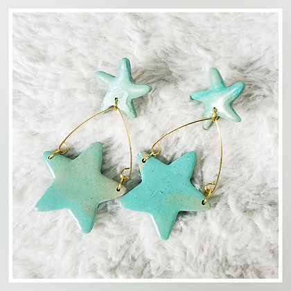 Teal Stars