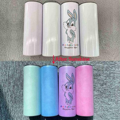 20oz UV Color Change Sublimation Tumblers