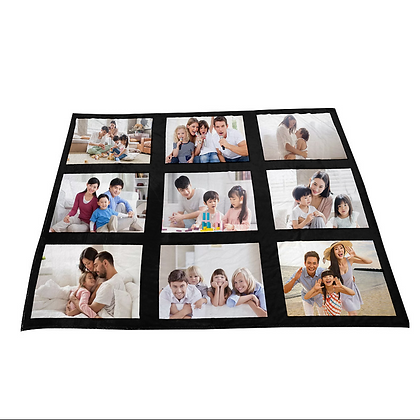 Throw Blanket - Panel