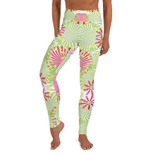#SpringTime Yoga Leggings