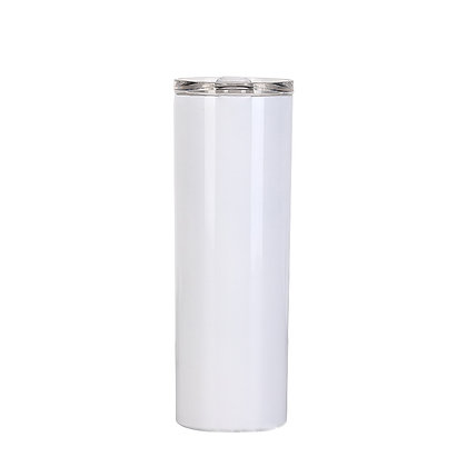 20oz Sublimation Tumbler - STRAIGHT - CASE WITH 20