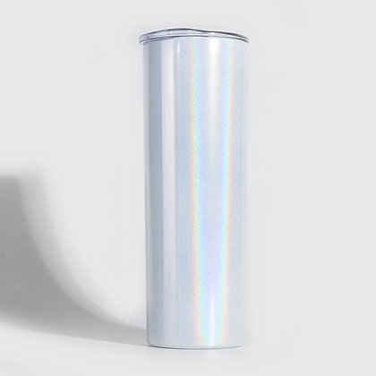 20oz Holographic Sublimation Tumbler - Taperless