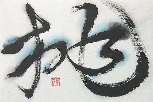 Calligraphie et Flamenco