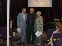 17.10-08 Membership David & Carol Davis