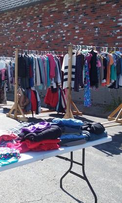 Outreach Garage sale 3