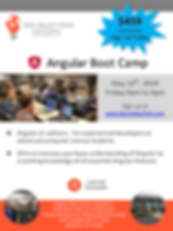 BVT Angular Bootcamp (May 10, 2019) flye