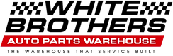 White Brothers Auto Parts Logo