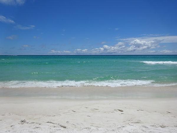 gulf of mexico panama city beach