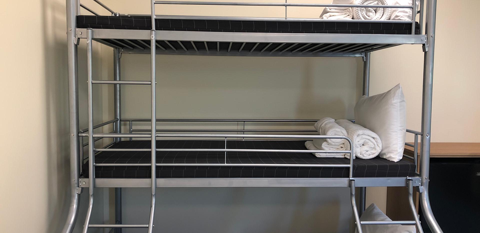 Bunk Beds at Travelodge
