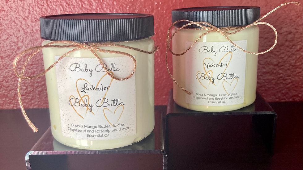 Whipped Baby Butter