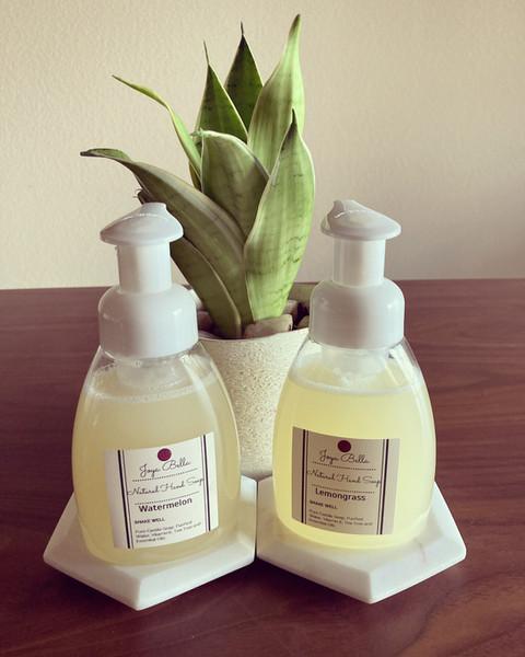 Natural Foaming Hand Soap