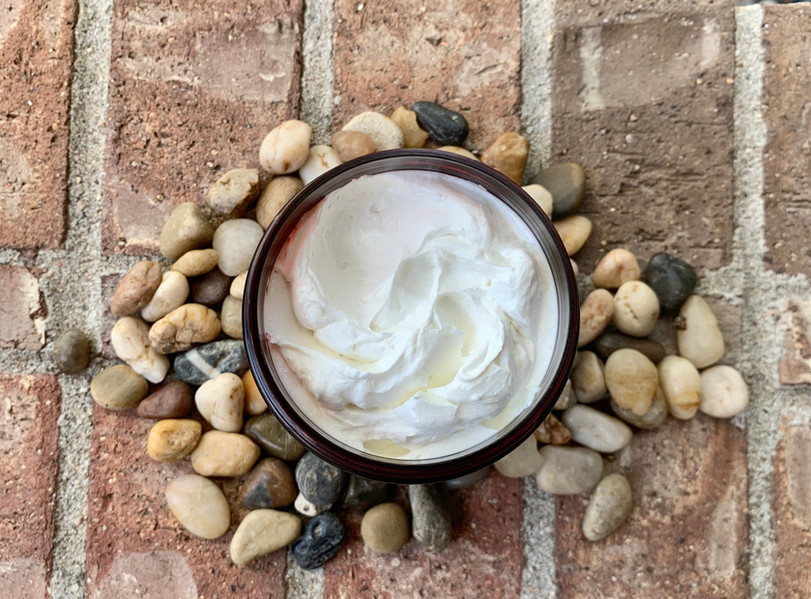 Whipped Shea, Mango and Cocoa Butter