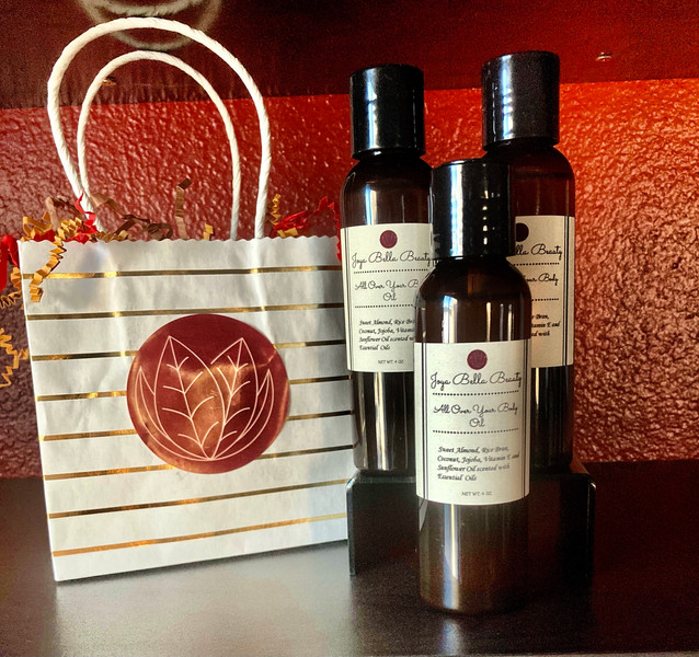 All Over Your Body Oil