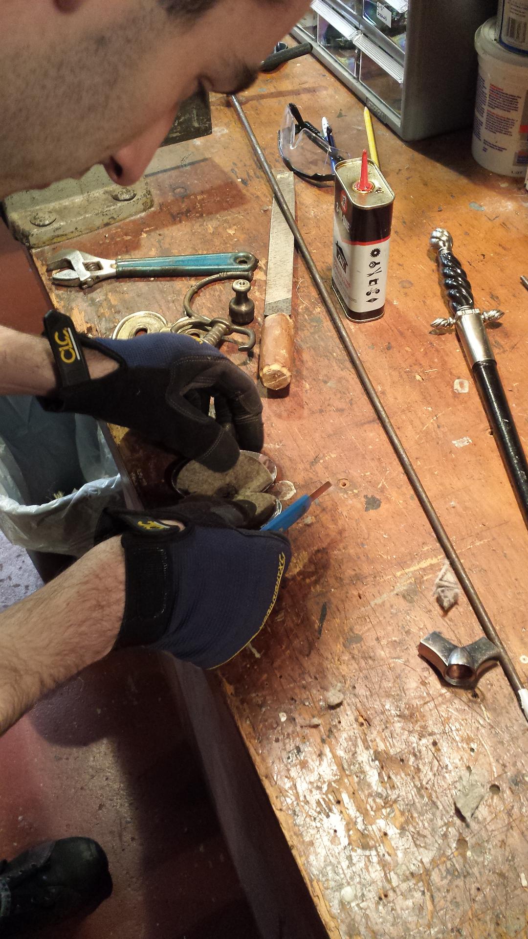 Weapon Maintenance Workshop