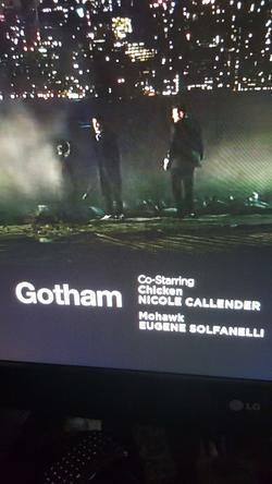 Gotham Credits