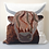 Thumbnail: Highland Cow (Made to Order)