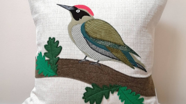 Green Woodpecker (Made to Order)