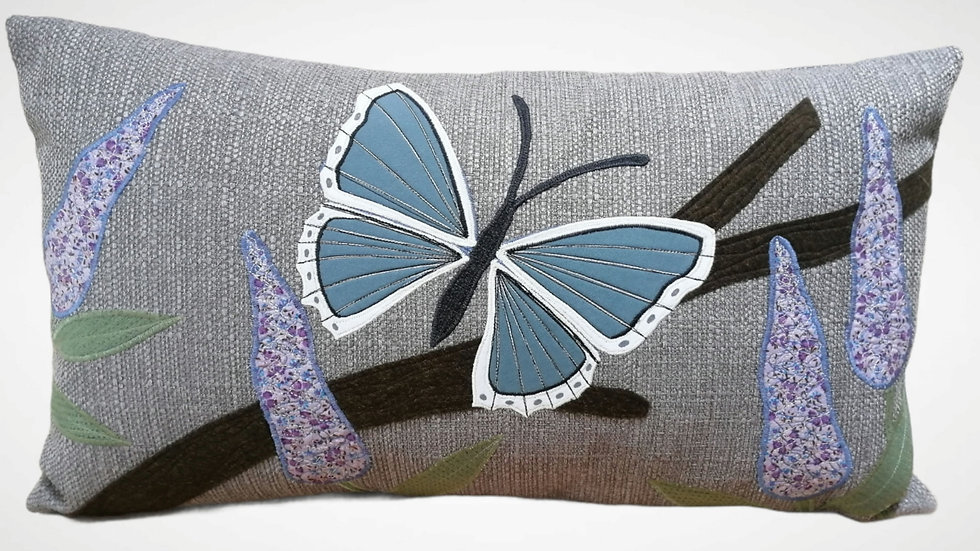 Blue Butterfly (Made to Order)