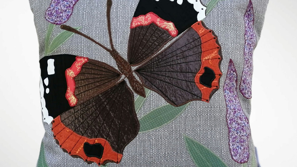 Red Admiral Butterfly (Made to Order)