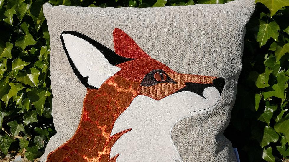 Fox-Floral