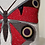 Thumbnail: Peacock Butterfly (Made to Order)