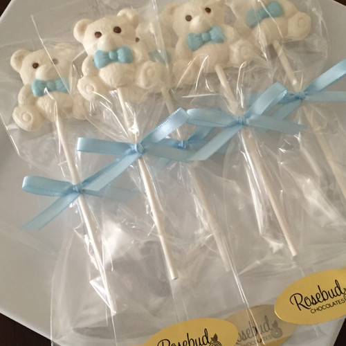 Rosebud Chocolates