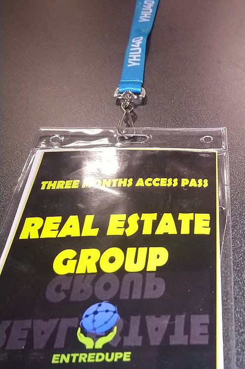 Real Estate 3-Month Access Pass