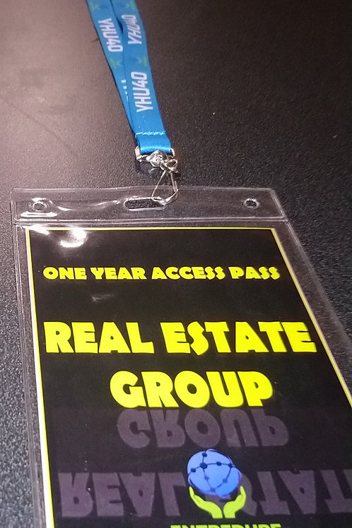 Real Estate 1-Year Access Pass