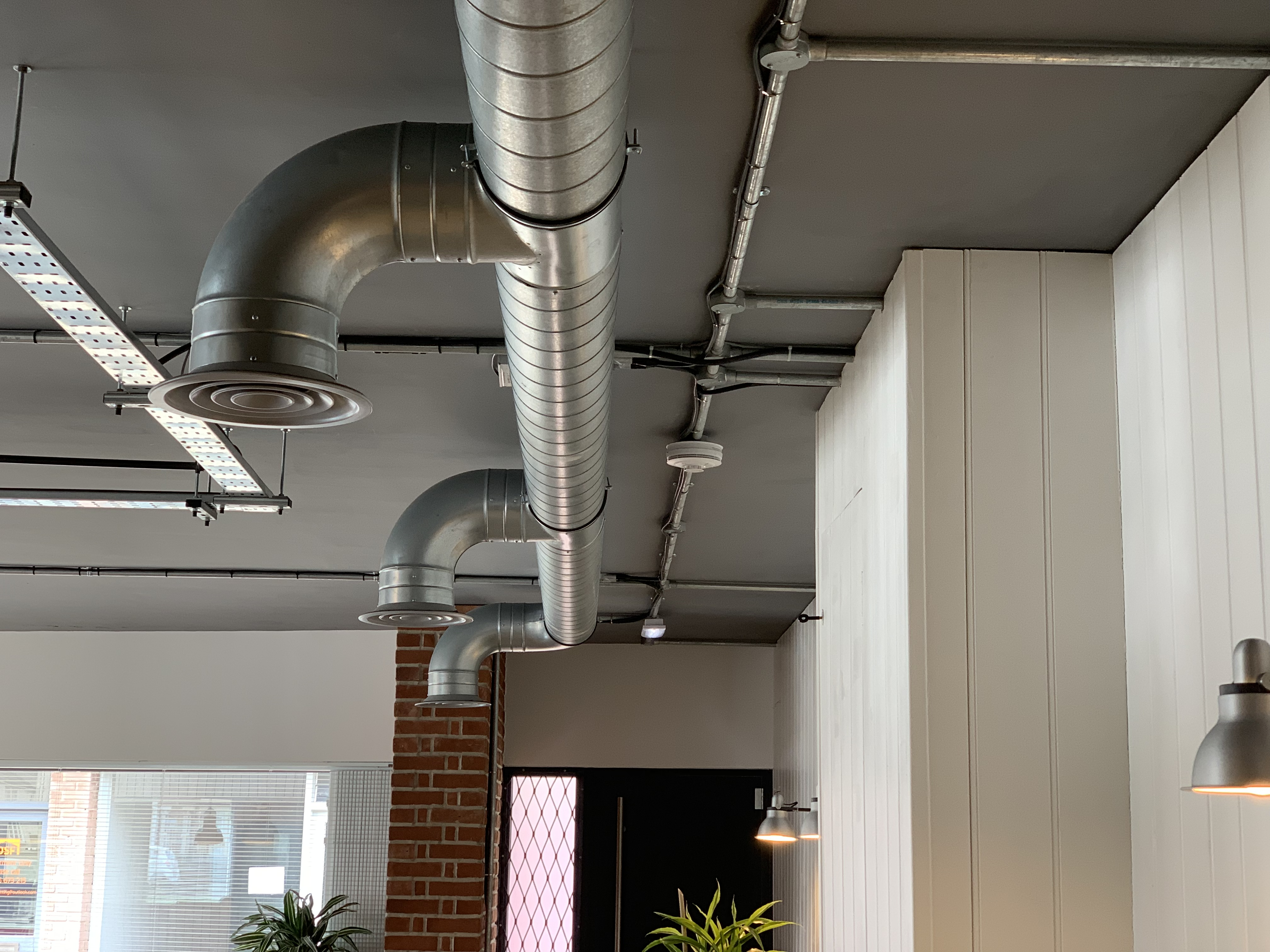 industrial office fit out