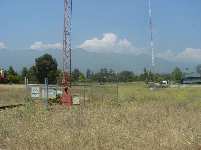 Antena site