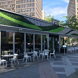 Parc Restaurant Downtown Detroit